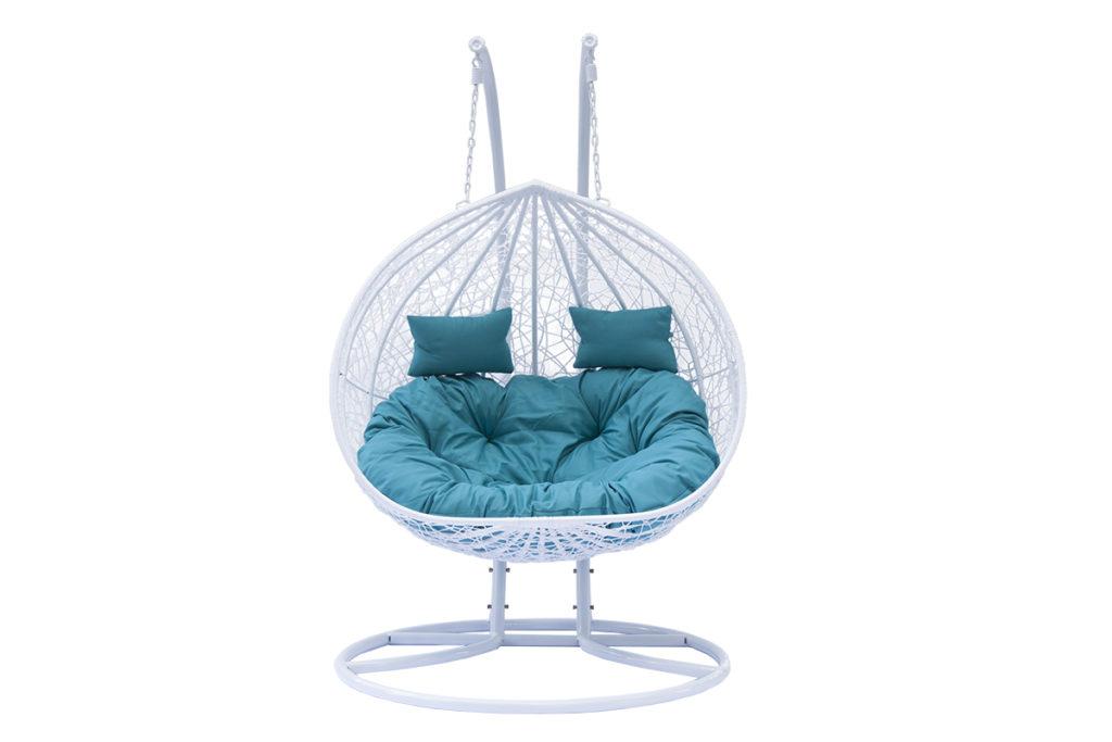 Poduszki turkusowe