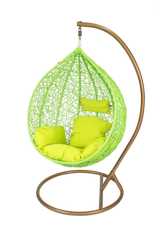 Poduszki zielone