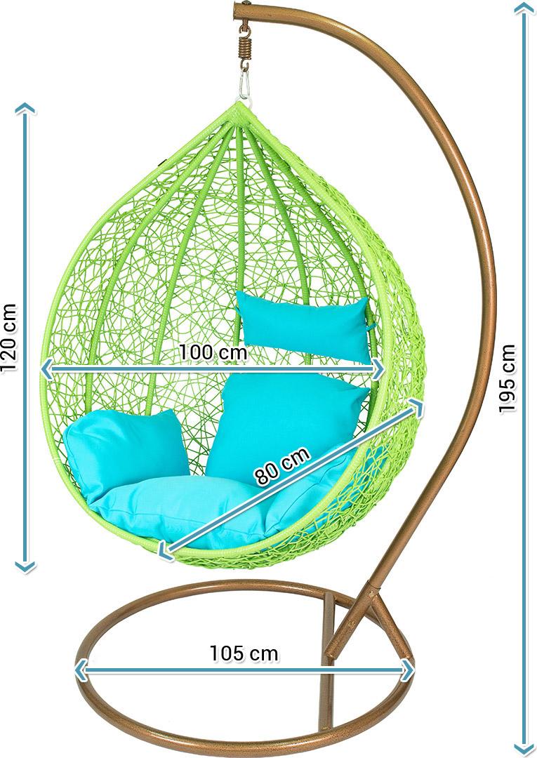 zielony-stelaz-brazowy-wymiary